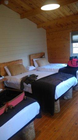 Kinnitty, Ireland: So comfotable beds