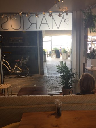 Lennox Head, Australia: Cafe Marius