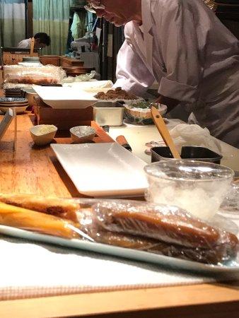 Sehr gutes Sushi