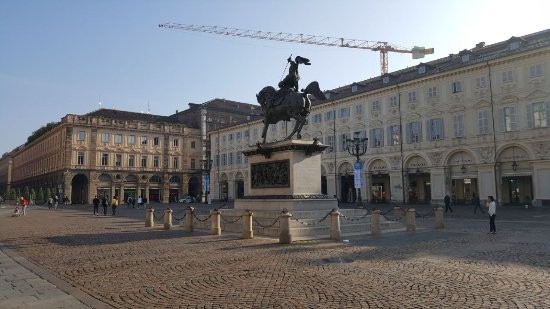 Monumento a Emanuele Filiberto di Savoia