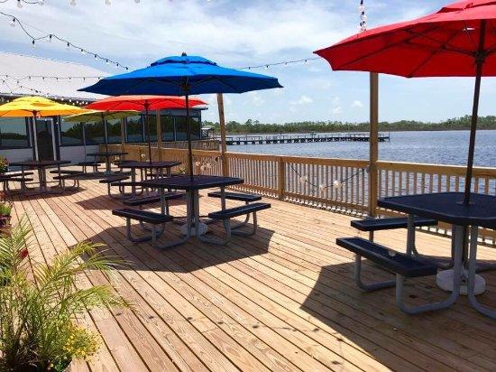 Steinhatchee, FL: Roy's Restaurant
