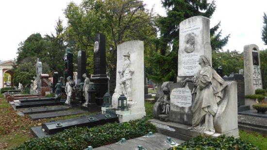 Resultado de imagen para Zentralfriedhof