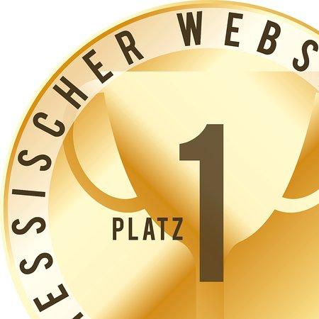 Gewinner des Hessischen Website Awards 2015