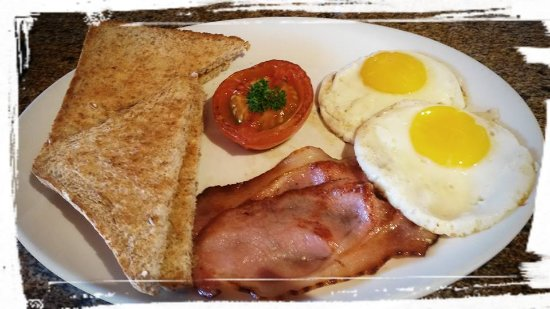 Caledon, Südafrika: Sunrise Breakfast