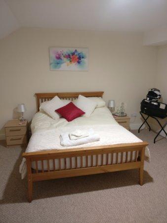 Kirtlebridge, UK: Double ensuite refurbished room