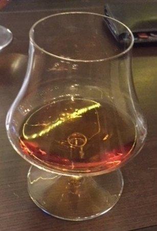 Sennecey-les-Dijon, ฝรั่งเศส: Cognac XO (4cl)