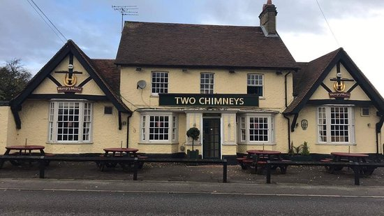 Two Chimneys Photo