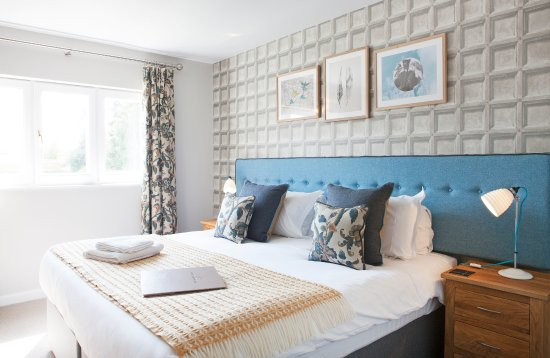 Knowl Hill, UK: Guest bedroom