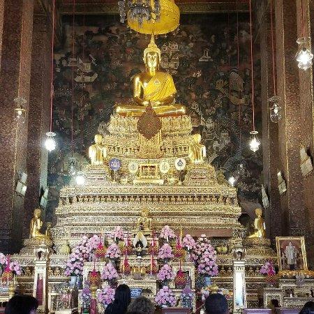 Temple of the Reclining Buddha (Wat Pho) IMG_20171022_182935_335_large.jpg & Foto suasana di sekitar Wat Pho Temple pada 2 Mei 2017 ... islam-shia.org