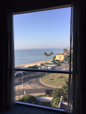 Radisson Blu Hotel & Residence, Maputo: Bela vista da janela do hotel.