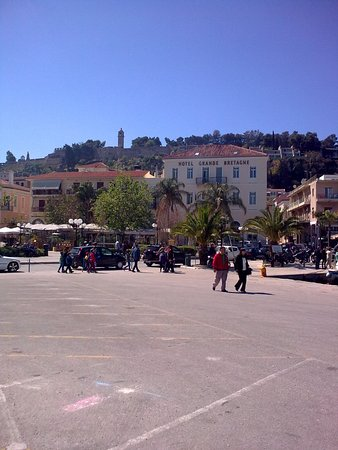 Hotel Grande Bretagne Nafplio Greece