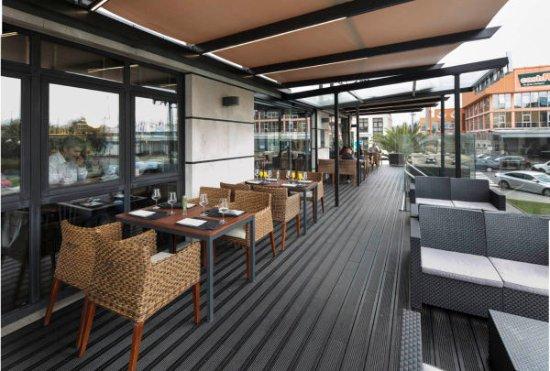 Terraza Lounge Picture Of Ibis Styles A Coruna La Coruna