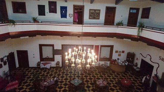 Pan American Hotel: Dinning room