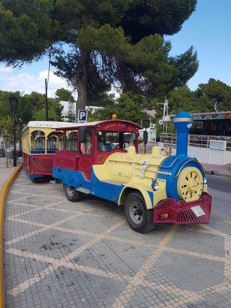 Hotel Cartago Ibiza: train