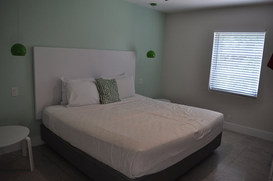 Tranquilo: King size bed