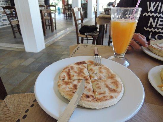 Zoniana, Greece: restaurant