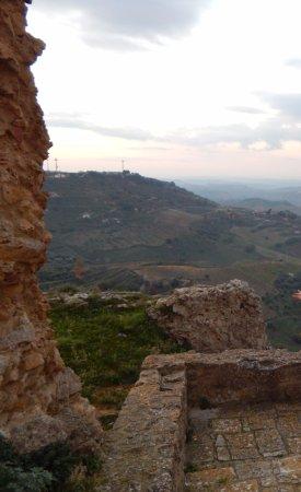 Mazzarino, Italy: Panorama