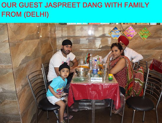 OUR GUEST FROM (DELHI)