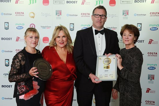 Ballycastle, UK: Winner of BAKERY OF THE YEAR award