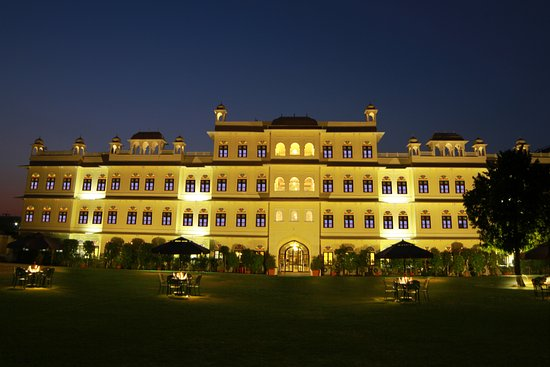 Heritage Discovered - Review of Grand Uniara, Jaipur, India