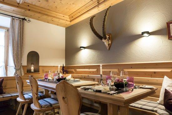 Hotel Steinbock: Innenbereich Colani Stübli