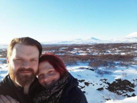 Gesthus Selfoss: Auf dem Weg zum Snaefellsjökull