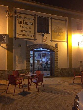 El Real de la Jara, Spanyol: Estériles del restaurante