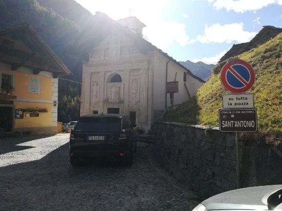 Riva Valdobbia, Italy: Al rifugio