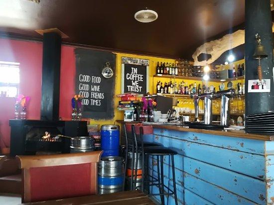 Gordon's Bay, Sudáfrica: Old Cape Cafe