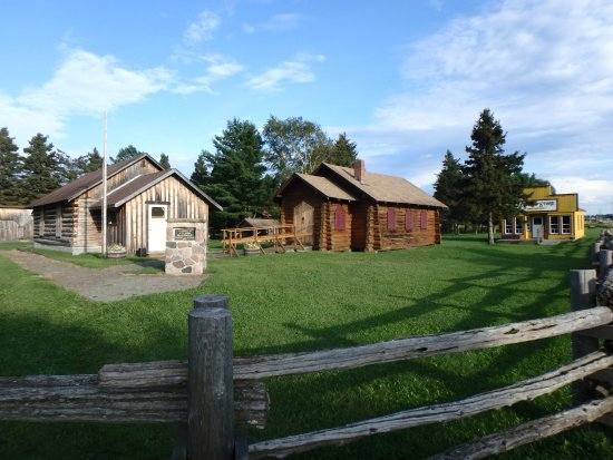 Thessalon Township Heritage Park and Museum