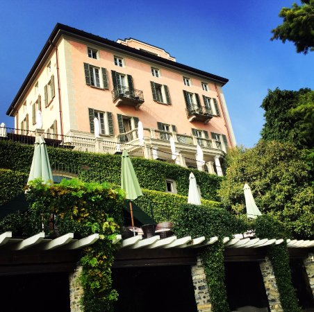 Relais villa vittoria prices reviews lake como laglio for Villa vittoria