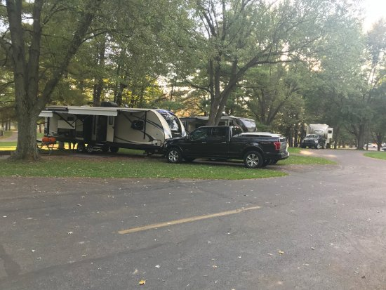 Fayette, OH: All 3 campers at Lots.