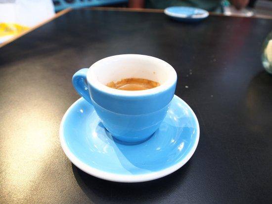 Coffee Town: Um café xico, no capricho na Coffe Town do Mercado de Santelmo
