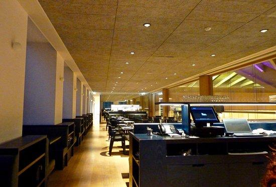 Design museum parabola restaurant picture of the