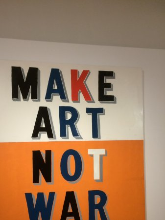 Tate Liverpool: Work in another part of the Gallery