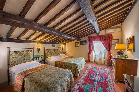 Hotel San Michele Cortona Italy