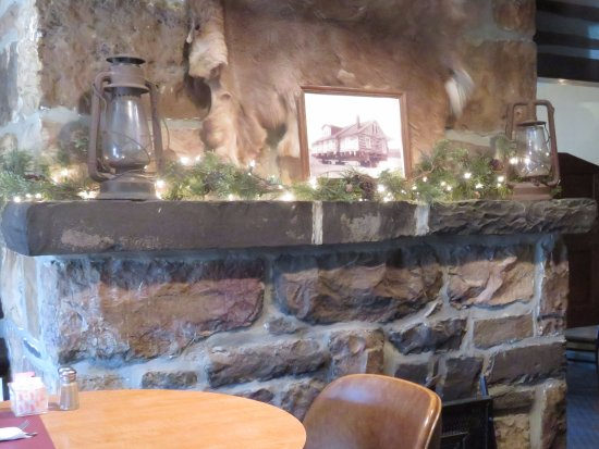 Hancock, MD: A Fireplace for Colder Weather