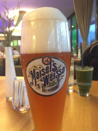CARPESOL SpaTherme, Restaurant OSNING: Bier
