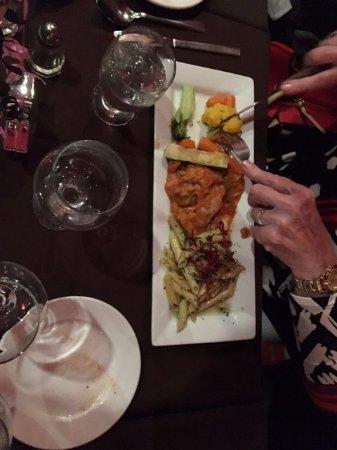 Blainville, Canada: Veau à la Gigi