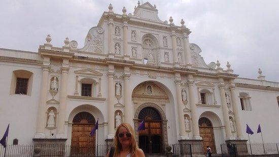 كاتدرائية سانتياجو: Catedral