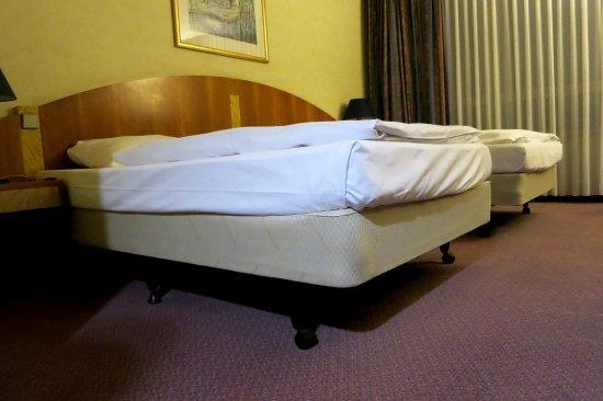 Lindner Congress Hotel: Zimmer 3. Etage