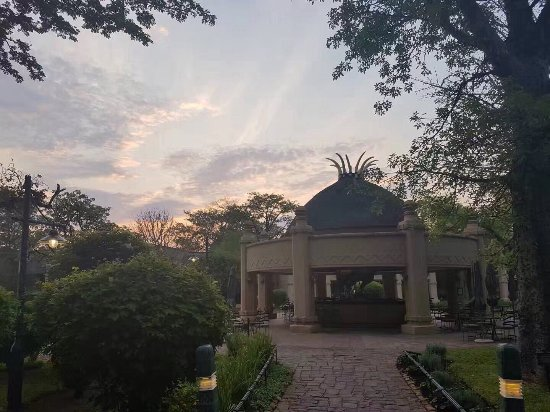 維多利亞瀑布王國飯店照片