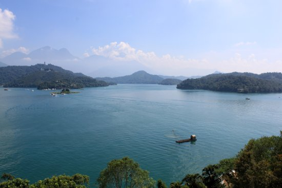 The Lalu Sun Moon Lake: Sun Moon Lake