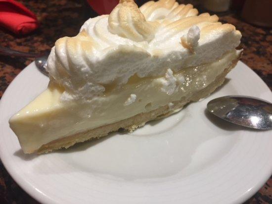 The epic lemon meringue