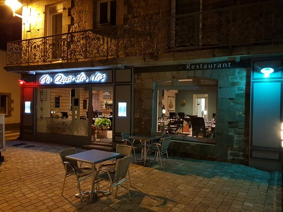 au quai des iles saint pol de leon restaurant reviews. Black Bedroom Furniture Sets. Home Design Ideas