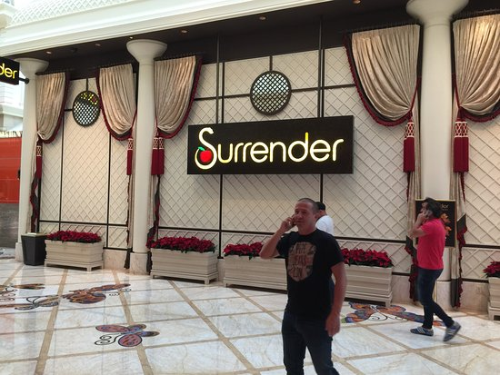 Encore At Wynn  Las Vegas: Surrender