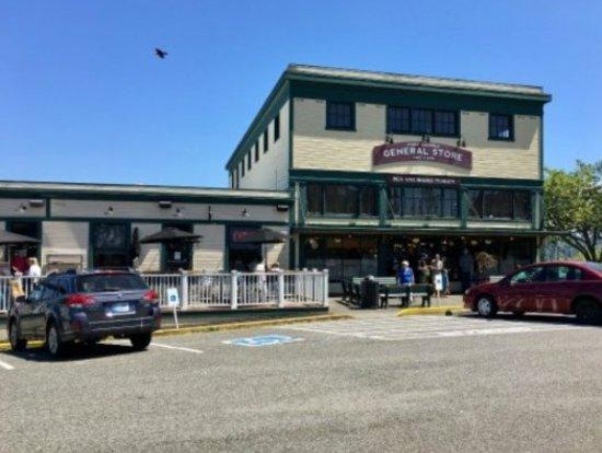 Port Gamble, WA: Scratch Kitchen 360