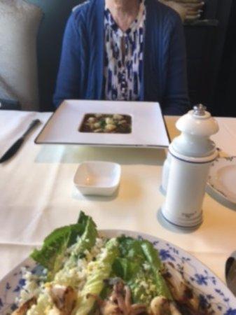 """Potomac, Мэриленд: """"Bowl"""" of onion soup"""