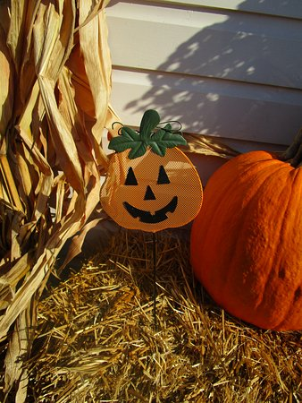 Poolesville, MD : Halloween is coming soon