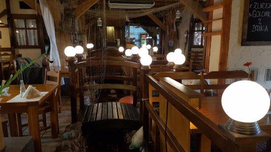 Restauracja Stary Port 13: inside
